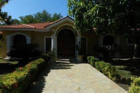 villa 3 rooms in Puerto Plata - Sosua  - 独立屋