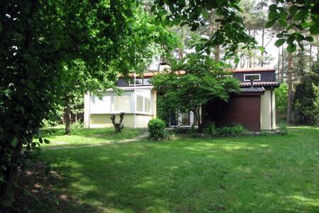 Gemütliches Ferienhaus - Bleckede