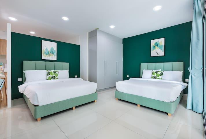 Midori Concept Home Stay@KSL D'Esplanade B31-05,JB