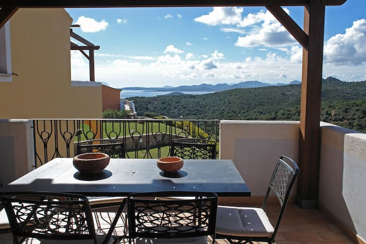 Enjoy the sparkling life of the Costa Smeralda! - Abbiadori - Wohnung