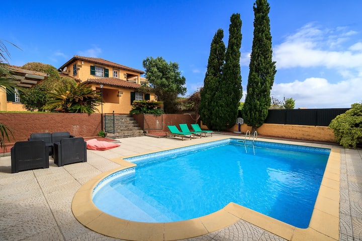 Luxury Domus Sophya With Private Pool