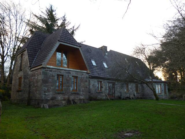 Derrycragg Farmhouse - Derrycragg - Bed & Breakfast