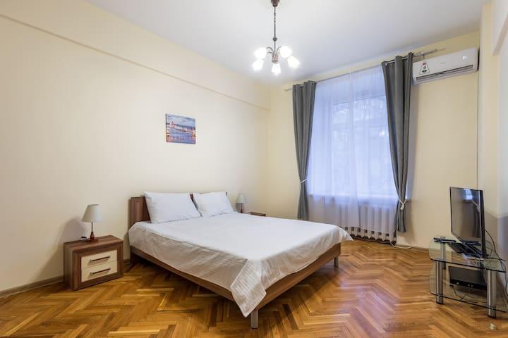 Апартаменты на Тверской Ямской