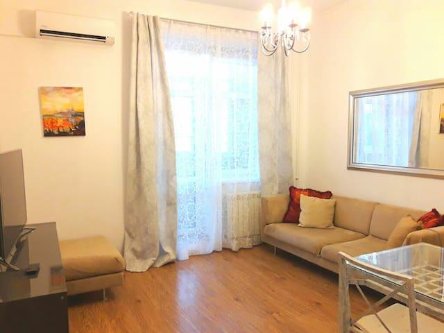 Квартира в центре. - Zvenigorod - Leilighet