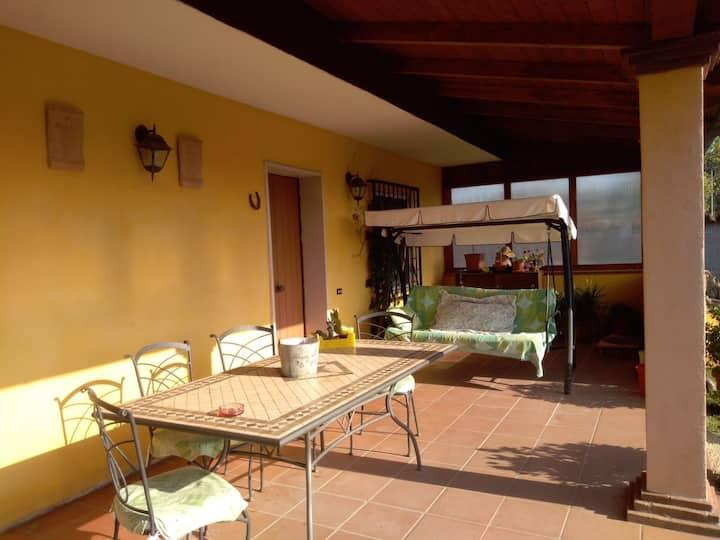 Alloggio in villa zona Torvaianica/Pomezia
