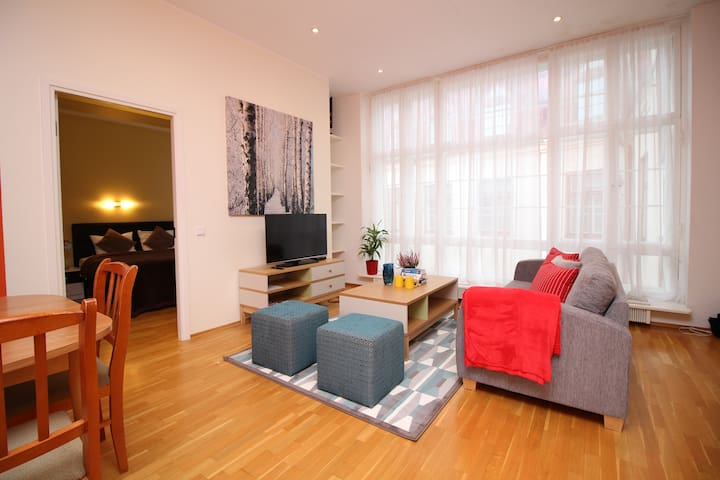 2 BR in the heart of Old town - Tallinn - Huis