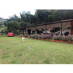 Casa campestre recreativa Villa Kamila