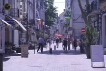rue saint Nicolas au coin de la rue à 20 m