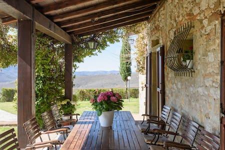Villa San Martino:heart of Tuscany - Civitella in Val di Chiana