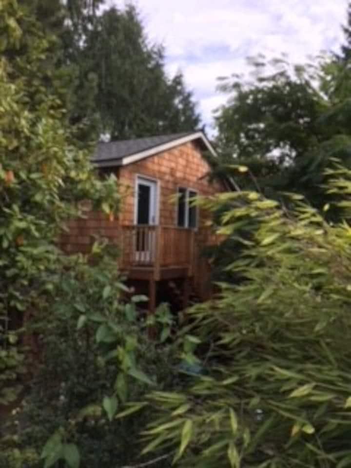 Schmitz Preserve Tree House