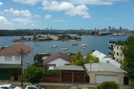 Harbour bridge water views - Drummoyne