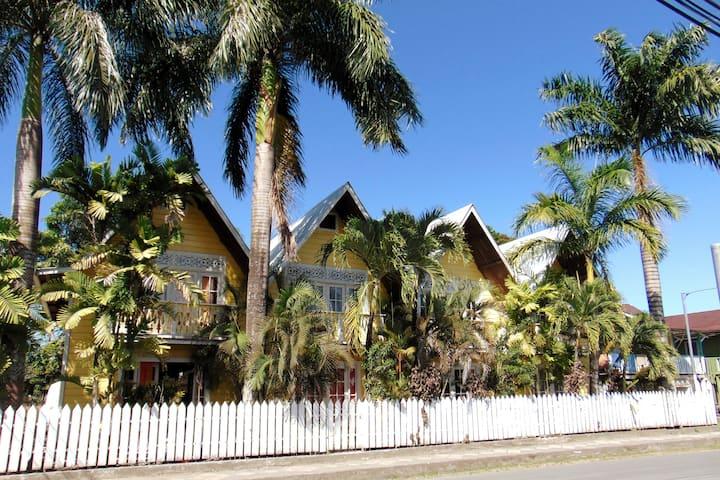 Un casita con encanto en Bocas del Toro
