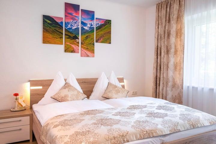 TOP 5 (ground fl.) / Apartments Davydov / Gastein