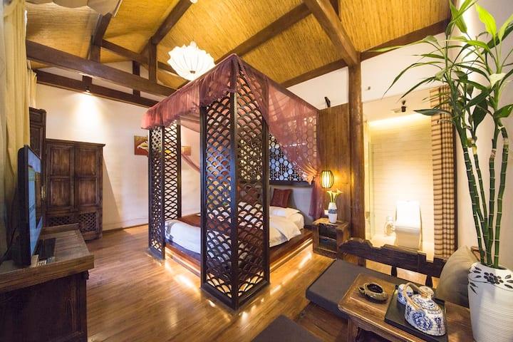丽江古城-五一街-阳光空调大床房-点击头像查看全部房源