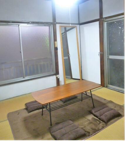 【浅草4丁目ハウス】Asakusa 4chome House【Traditonal House】 - Taitō-ku - House