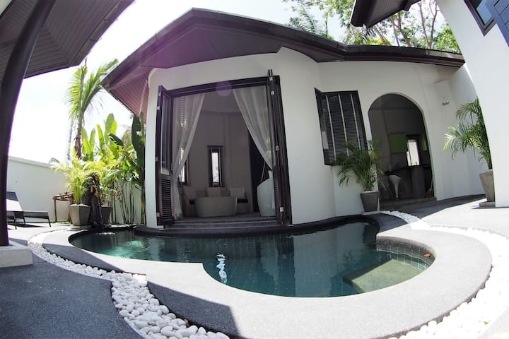 "Villa ""Bali"" in Chalong area in south of Phuket"