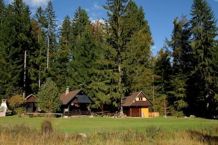 Fikfak cottage - Stråhytte