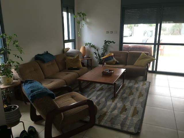 Quiet beautiful Kibbutz home - Ashdot Ya'akov Ihud