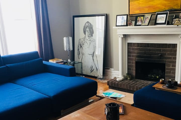 Appartement charmant au coeur de Montréal
