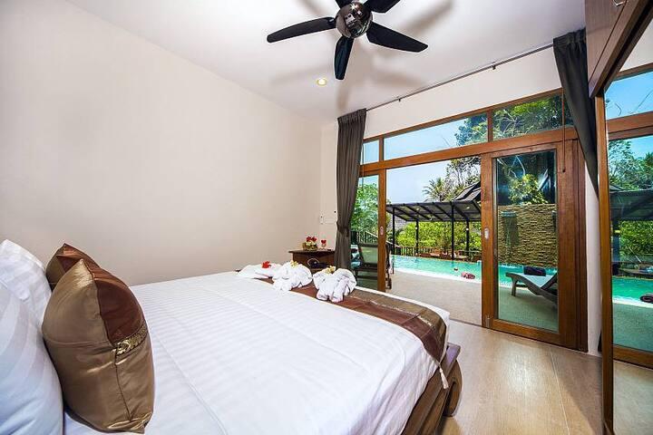 THTHHPH407 - 7 Bedroom Ultra-Luxury Pool Villa - Phuket - Villa