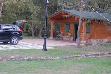 """El Alamillo de Candeleda, Cabaña """"El Bosque"""" - Candeleda - Natur-Lodge"""