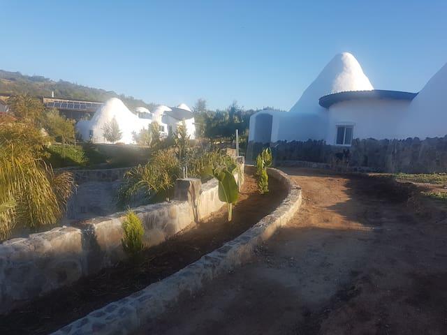 The Nebbiolo: Unique Luxury Eco-Dome Suite