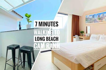 Floriland Beach House, 02 next door Balcony Rooms