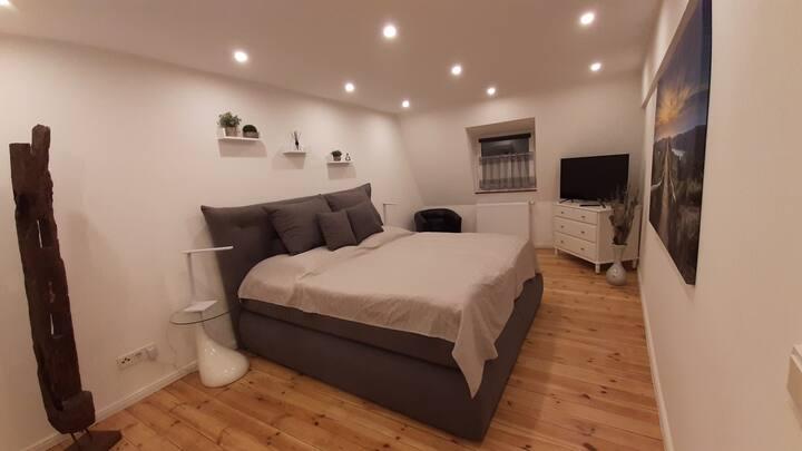 Gemütliches Apartment, modern und vollausgestattet