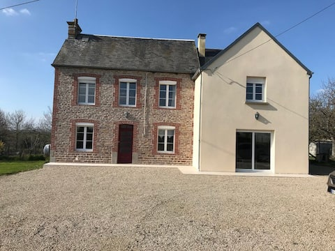 Holiday home 8/9人Calvados Bocage Normand