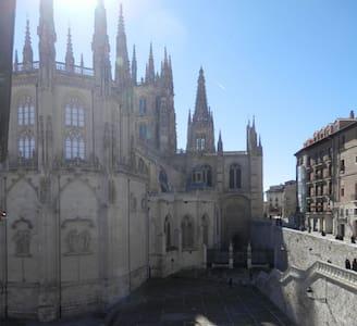 Apartamento Casco Histórico WIFI - Burgos