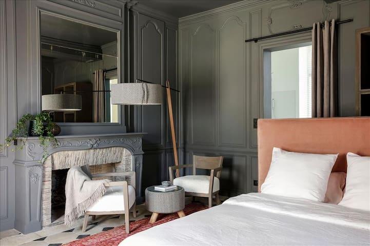 Chambre d'hôte de charme entre Honfleur et Deauville