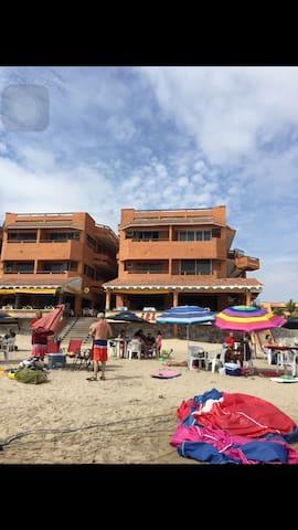 Apartamento en el mar la mejor playa de MAZATLAN