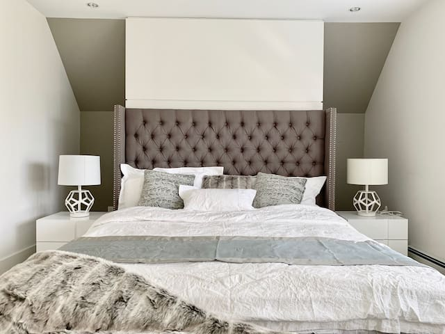 Luxury Master Bedroom En-suite