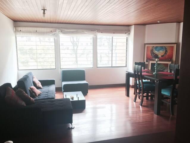 Habitación amplia en Salitre - Bogotá - Wohnung
