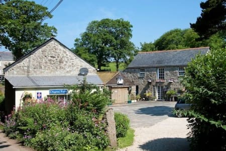 Waterside, a 4 star gold award cottage nr St Ives