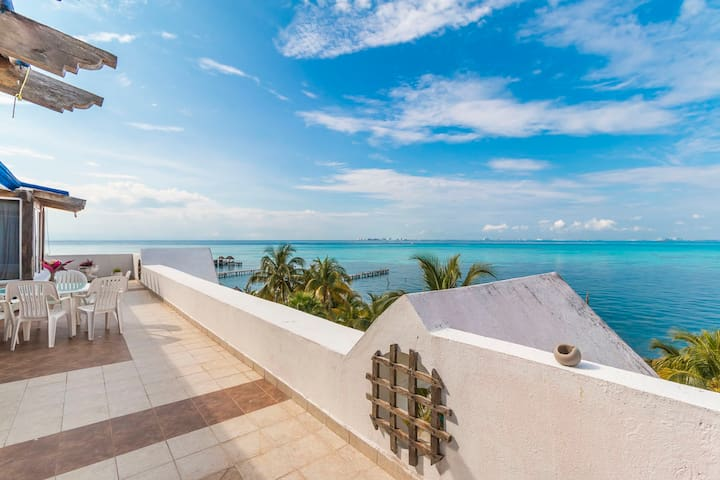 Penthouse @ Casa Bonita & villas