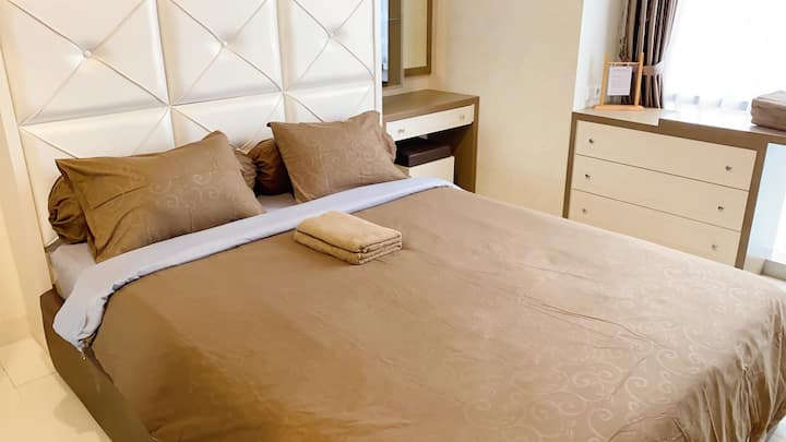 The Mansion Kemayoran Apartment Family Suite - 36A