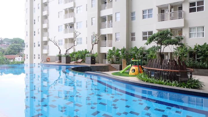 URBAN MODERN, TOP FACILITIES & LOCATION in BANDUNG
