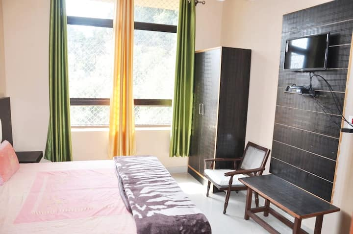 Peaceful stay in Mussoorie