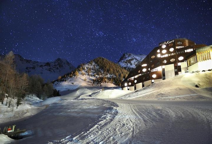 App. für bis zu 6 Pers. direkt am Skigebiet