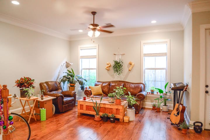 Living room/Community space