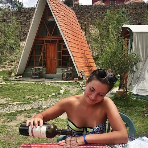 Quirky Mountain Cabin Amazing Views - Nuestra Señora de La Paz