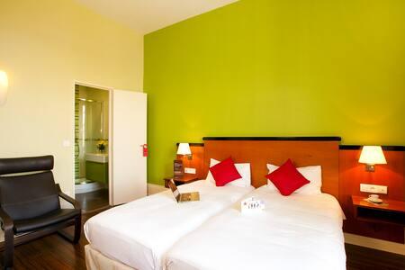 Appartement lits jumeaux à Luxeuil - Luxeuil-les-Bains - 아파트