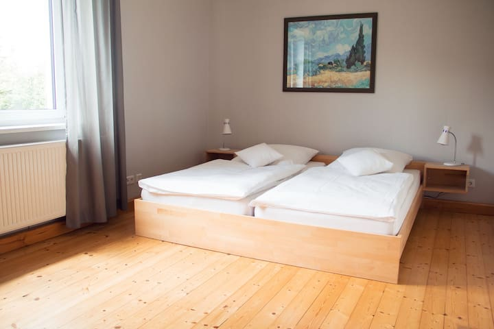 Schlafzimmer Nr. 1  |  first bedroom