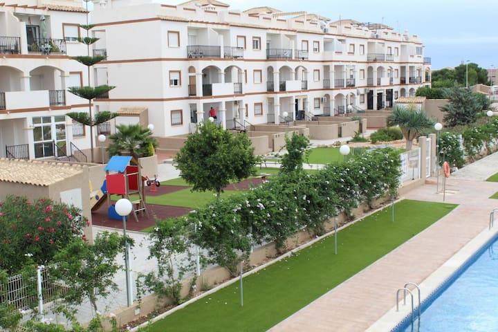 1 bedroom apartment in Punta Prima