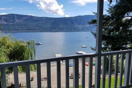 Little Shuswap Lakefront Paradise
