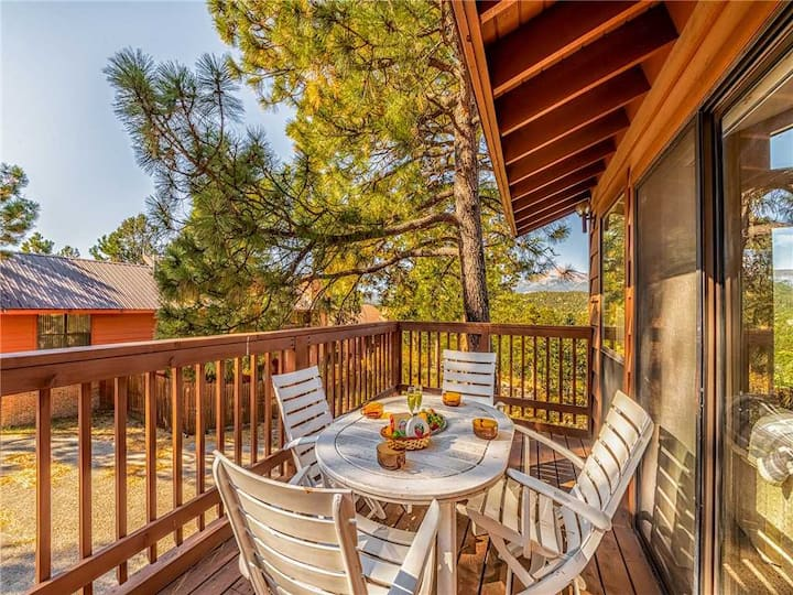 Mountain Aire, 3 Bedrooms, Decks, Jetted Tub, Views, Sleeps 8