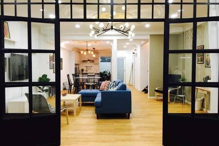 NEW*5BD Modern loft;新装潢简约市中心住宅 - Melaka - Ház
