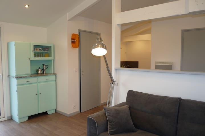 Gite type loft - Finistère - Plouégat-Moysan - บ้าน