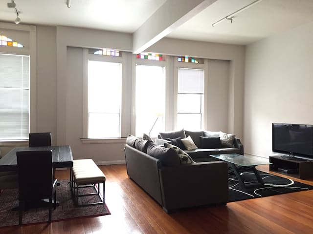 Modern loft in Gaslamp,walk to Convention center - San Diego - Lakás